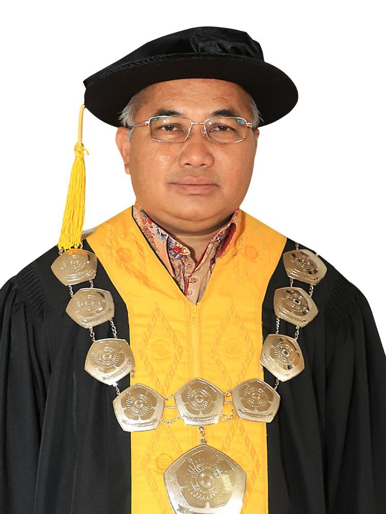 Prof. Dr. Ir. M. Said, M.Sc.
